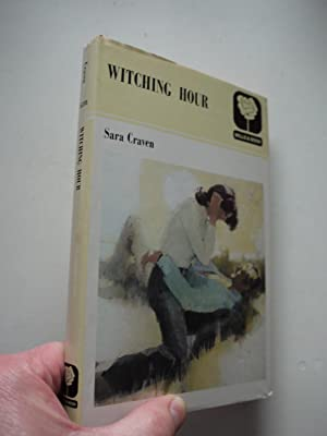 WITCHING HOUR: SARA CRAVEN