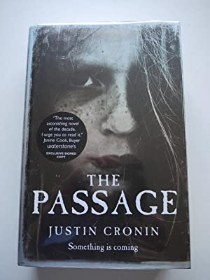 THE PASSAGE. *** Signed Limited edition ***