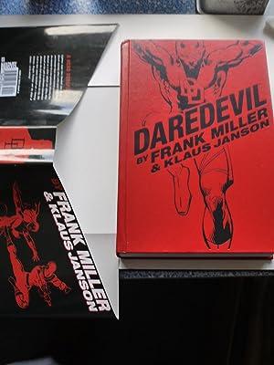 DAREDEVIL Marvel Omnibus. variant: FRANK MILLER & KLAUS JANSEN