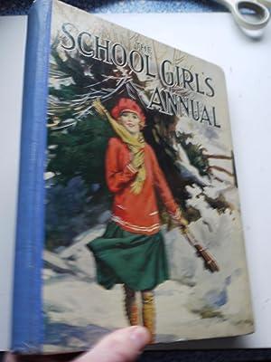 THE SCHOOL GIRL'S OWN ANNUAL. Volume V11: FLORA KLICKMANN Editor.