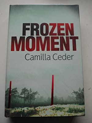 FROZEN MOMENT. *** Signed * Dated * Lined in Swedish ***