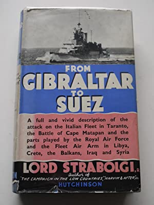 FROM GIBRALTAR TO SUEZ: LORD STRABOLGI