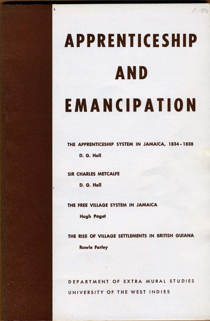 emancipation and apprenticeship Involuntary servitude, apprenticeship, and slavery of native americans in california in the united states, enslaving indigenous peoples, in one form or another, began in colonial america.