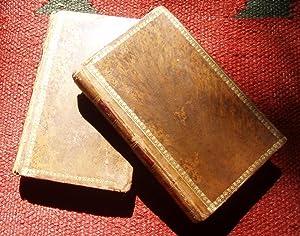 Petit Anacharsis Ou Voyage Du Jeune Anacharsis En Grece Abrege De J J Barthelemy Volume 1 & 2: ...