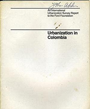 Urbanization in Colombia: John P. Robin & Frederick C. Terzo