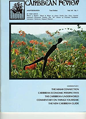Caribbean Review: Volume VII (7), Number 1,: Barry B. Levine