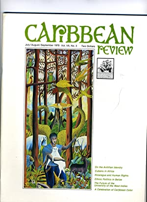 Caribbean Review: Volume VII (7), Number 3,: Barry B. Levine,
