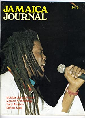 Jamaica Journal, Volume 24, Number 2, March 1992: Leeta Hearne (editor), W. J. Hanna, James Coffin,...