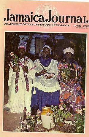 Jamaica Journal: Quarterly of the Institute of Jamaica, Volume 3, Number 2, June 1969: Alex ...