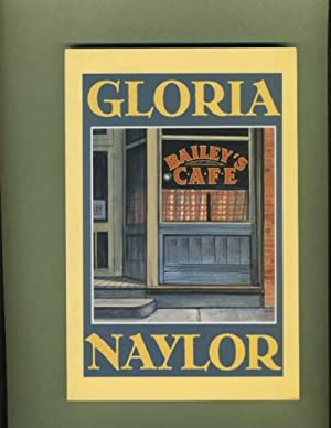 BAILEY'S CAFE: Gloria Naylor (SIGNED)