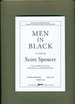 Men in Black: Scott Spencer (SIGNED)