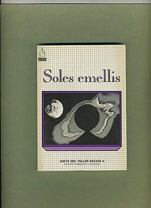 Soles Emellis: Junte del Taller Racata II: Carlos Rodriguez (SIGNED & INSCRIBED) et al