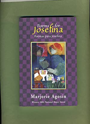 Poems For Josefina: Agosin, Majorie (SIGNED)