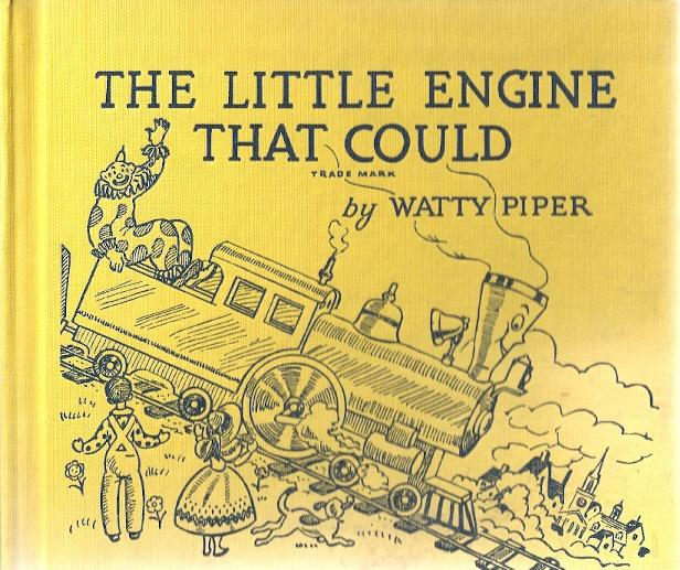 Little Engine Could by Piper - AbeBooks