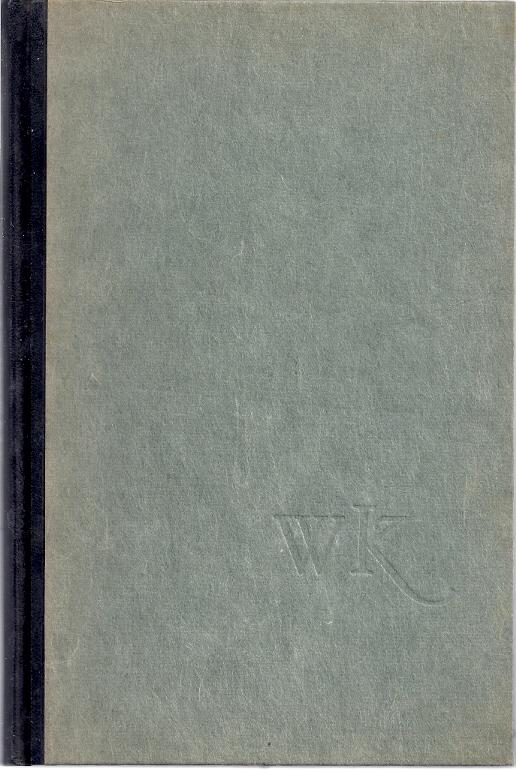THE COLLECTED POEMS OF WELDON KEES: Kees, Weldon