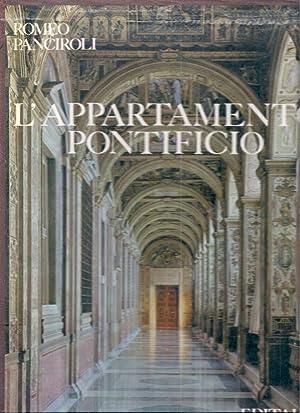 L'APPARTAMENTO PONTIFICIO DELLE UDIENZE: Panciroli, Romeo