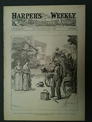 HARPER'S WEEKLY: A JOURNAL OF CIVILIZATION
