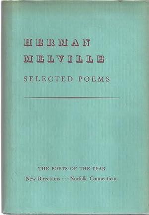 SELECTED POEMS: Melville, Herman
