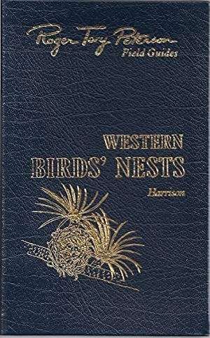 BIRDS' NESTS OF 520 SPECIES FOUND BREEDING IN THE UNITED STATES WEST OF: Harrison, Hal