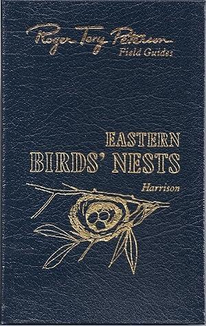 BIRDS' NESTS OF 285 SPECIES FOUND BREEDING IN THE UNITED STATES WEST: Harrison, Hal