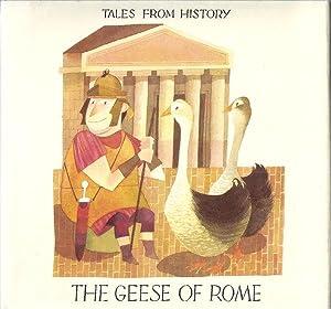 THE GEESE OF ROME: Verleyen, Cyriel