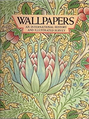 WALLPAPERS: AN INTERNATIONAL HISTORY AND ILLUSTRATED SURVEY: Oman, Charles