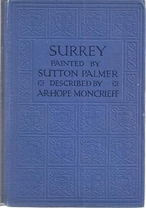 SURREY: Moncrieff, A.R. Hope