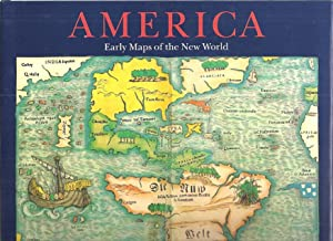 AMERICA; EARLY MAPS OF THE NEW WORLD: Wolff, Hans