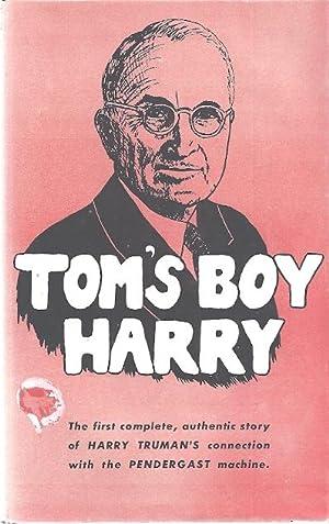 TOM'S BOY HARRY: Powell, Gene