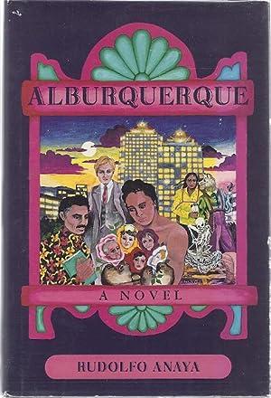 ALBURQUERQUE: Anaya, Rudolfo
