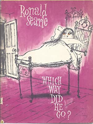 WHICH WAY DID HE GO?: Searle, Ronald