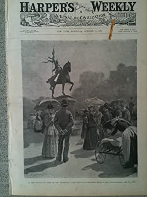 HARPER'S WEEKLY; A JOURNAL OF CIVILIZATION. Saturday, October 31, 1891