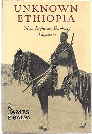 UNKNOWN ETHOPIA: Baum, James