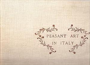 PEASANT ART IN ITALY: Gallo, Eleonora