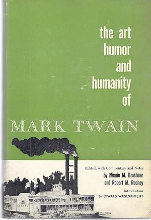 THE ART, HUMOR AND HUMANITY OF MARK TWAIN: Brashear, Minnie