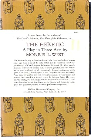 THE HERETIC: West, Morris