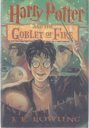 HARRY POTTER AND THE GOBLET OF FIRE: Rowling, J.K.
