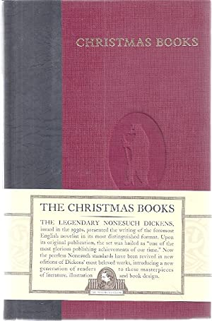CHRISTMAS BOOKS (A Facsimile Edition of the 1937 Nonesuch Dickens): Dickens, Charles