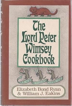 THE LORD PETER WIMSEY COOKBOOK: Ryan, Elizabeth Bond