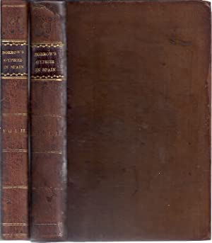 THE ZINCALI; OR AN ACCOUNT OF THE GYPSIES OF SPAIN: Borrow, George