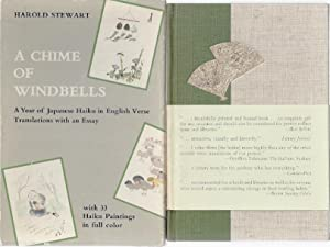 A CHIME OF WINDBELLS; A YEAR OF JAPANESE HAIKU IN ENGLISH VERSE: Stewart, Harold, trans.