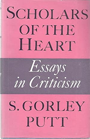 SCHOLARS OF THE HEART: Putt, S. Gorley