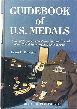 GUIDEBOOKS OF U.S. MEDALS: Kerrigan, Evans