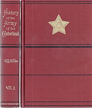 HISTORY OF THE ARMY OF THE CUMBERLAND: van Horne, Thomas