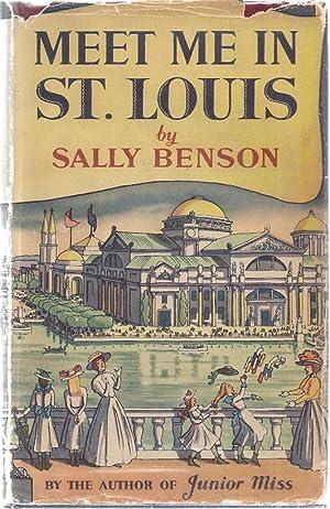 MEET ME IN ST. LOUIS: Benson, Sally