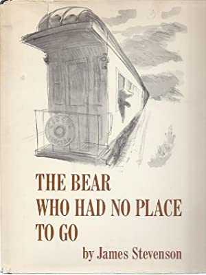 THE BEAR WHO HAD NO PLACE TO GO: Stevesnon, James