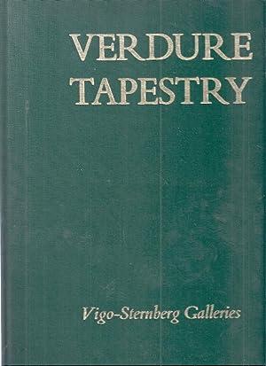 VERDURE TAPESTRY: Sternberg, Charles