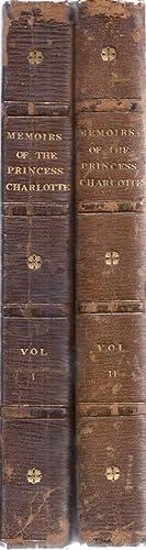 MEMOIRS OF HER LATE ROYAL HIGHNESS CHARLOTTE AUGUSTA, PRINCESS OF: Huish, Robert