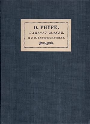 DUNCAN PHYFE AND THE ENGLISH REGENCY 1795-1830: McClelland, Nancy
