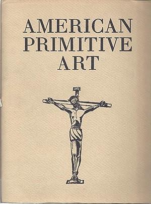 SANTOS: A PRIMITIVE AMERICAN ART: Hougland, Willard